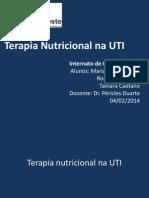 Nutrição UTI