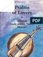 Psalms of of lovers