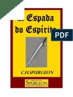 A Espada do Espírito - C. H. Spurgeon.doc