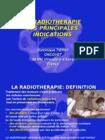 La Radiotherapie en Oncologie Vétérinaire