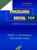 Tema 6 (Psicologia Social) (1)