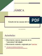 DINÁMICA 1 O-13
