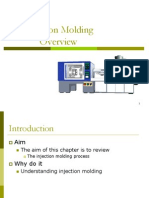 Injection Moulding Overview