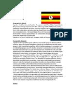 Uganda Economics Case Study