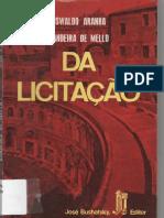Doutrina - Da Licitacao - Oswaldo Aranha Bandeira de Mello