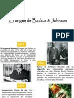 El Origen de Backus & Johnson