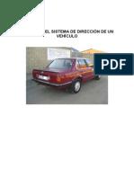 Proyecto Reforma Sistema Direccion Vehiculo