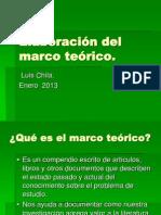 4Elaboracion Del Marco Teorico