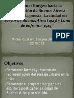 Borges Mitificacion de La Ciudad