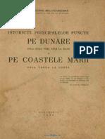 Istoricul Principalelor Puncte Pe Dunare - Col. M. Draghicescu