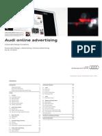 Audi GL Onlineadvertising