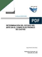 peajes electrónicos costos