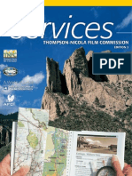 Thompson Nicola Film Commission Services/Locations Directory
