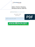 Installation d Active Directory Sous Windows Server 2008 R2 (1)