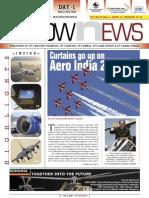 SP's ShowNews to Aero India 2009 Day 1