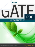 GATE Solved Question Papers for Life Science [XL] by AglaSem.Com