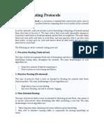 Ad hoc routing protocol.doc
