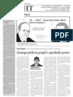 a8 • the Metropolitan • November 6, 2008