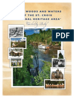 North Woods and Waters of the St Croix National Heritage Area Feasibility Study