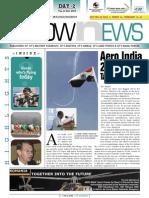 SP's ShowNews to Aero India 2009 Day 2
