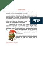Aventuras de João Sem Medo 7ºA