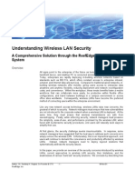 Understanding Wireless Lan Security
