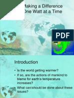 0708 Global Warming