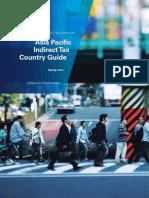 ASPAC Indirect Tax Guide 2013