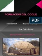 FORMACIÓN DEL COQUE