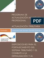 Presentación PAAP Actualización Tributaria
