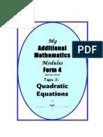 Quadratic Eq n 12