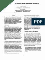 Berman - Hafner_Representing Teleological Structure in Case-Based Legal Reasoning- The Missing Link