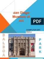 san diego museum of art powerpoint