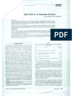 Nitrogen Alloying of AISI 310