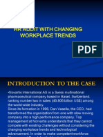 HR Audit and Workplace Trends