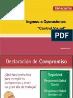 Presentacion Ingreso a OM - Control Visual