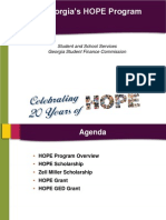 2013-2014 hope presentation notes