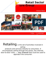 Indian Retail Journey - Future Group
