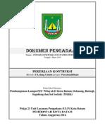 SDP Pemb PJU Wil II