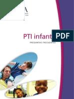 PTI en niños
