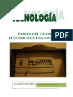 Partes Del Cuadro Eléctrico de Una Vivienda en Hernando de Zafra
