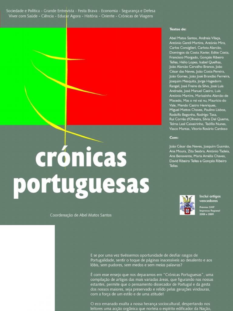 042adda3d36c1 Livro cronicasportuguesas