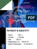 Cardio (STEMI) Andrew