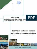2005 Fomento Agricola