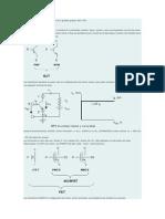 3 Transistor Fet y Ejercicios Transistores