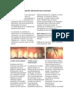 29-5-14 Gingivitis Articulo Descriptivo
