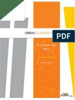Tolstoi, Leon - El origen del mal.pdf