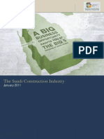 KSA Construction Industry Report Jan 20111
