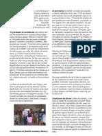 carta número 111 (02-12-2008) del Bajo Lempa/El Salvador