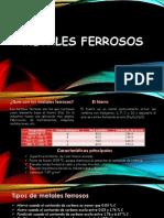 27)Metales Ferrosos Extrusion